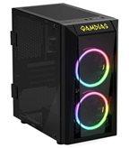 Računalo LINKS Gaming GE11A / HexaCore Ryzen 5 2600, 16GB, SSD 480GB, RTX 2060, Vodeno hlađenje, AV
