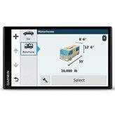 "Navigacija GARMIN Camper 770LMT-D Europe, life time update,  bluetooth, 7"",  kamper mod"