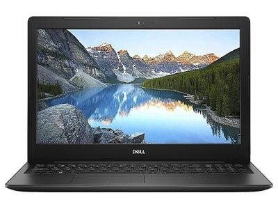 """Prijenosno računalo DELL Inspiron 3580 / Core i5 8265U, DVDRW, 8GB, 256GB SSD, Radeon 520, 15.6 """" FHD, Linux, crno"""