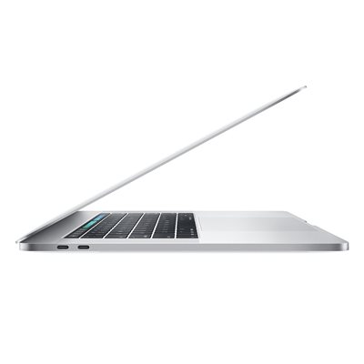 "Prijenosno računalo APPLE MacBook Pro 15,4"" Touch Bar mv922cr/a / HexaCore i7 2.6GHz, 16GB, 256GB SSD, Radeon Pro 555X, srebrno"