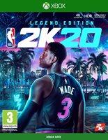 Igra za MICROSOFT XBOX One NBA 2K20 Legend Edition - Preorder