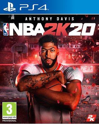 Igra za SONY PlayStation 4, NBA 2K20 - Preorder