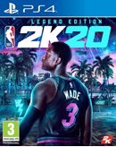 Igra za SONY PlayStation 4, NBA 2K20 Legend Edition - preorder