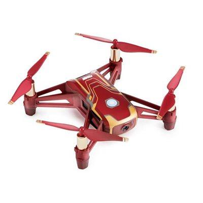 Dron RYZE Tello by DJI Iron Man Edition, HD kamera, EZ shots, brzina do 8m/s, vrijeme leta do 13min, upravljanje smartphoneom