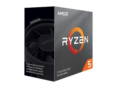Procesor AMD Ryzen 5 3600 BOX, s. AM4, 3.6GHz, HexaCore, Wraith Stealth