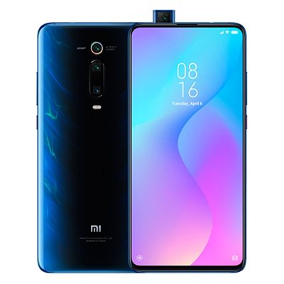 "Smartphone XIAOMI MI 9T, 6.39"", 6GB, 128GB, Android 9, plavi"