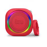 Zvučnik DIVOOM Airbeat-30, Bluetooth, mikrofon, crveni