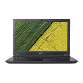 "Prijenosno računalo ACER Aspire 3 NX.H9KEX.031 / Core i3 7020U, 4GB, 256GB SSD, HD Graphics, 15.6"" FHD, Windows 10, crno"