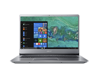 "Prijenosno računalo ACER Swift 3 NX.GXZEX.038 / Pentium 4417U, 8GB, 256GB SSD, HD Graphics, 14"" LED FHD, Linux, srebrno"