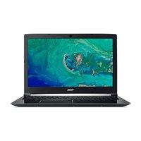 "Prijenosno računalo ACER Aspire 7 NH.GXBEX.065 / Core i5 8300H, 8GB, 1000GB + 256GB SSD, GeForce GTX 1050 4GB, 15.6"" IPS FHD, Linux, crno"