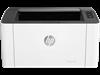 Printer HP Laser 107a, 4ZB77A, 1200dpi, 64Mb, USB