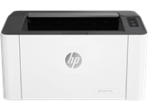 Printer HP Laser 107w, 4ZB78A, 1200dpi, 64Mb, USB, WiFi