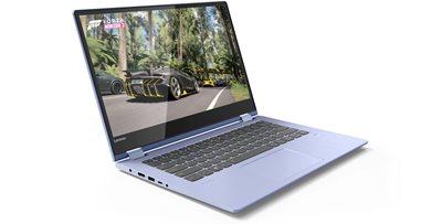 "Prijenosno računalo LENOVO Yoga 530 81EK01BJSC / Core i3 7020U, 8GB, 256GB SSD, HD Graphics, 14"" FHD Touch, Windows 10, plavo"