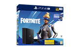 Igraća konzola SONY PlayStation 4 Pro, 1000GB black G Chassis, Fortnite VCH (2019)