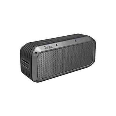 Zvučnik DIVOOM Voombox Power, Bluetooth, mikrofon, sivi