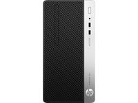 Računalo HP 400 G5 MT 5ZS23EA / Core i3 8100, DVDRW, 8GB, 256GB SSD, HD Graphics, Windows 10 Pro, tipkovnica, miš