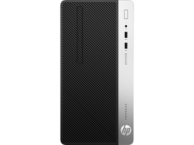 Računalo HP 400 G5 MT 5ZS23EA / Core i3 8100, DVDRW, 8GB, 256GB SSD, HD Graphics, Windows 10 Pro, tipkovnica, miš