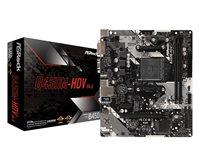 Matična ploča ASROCK B450M-HDV R4.0, AMD B450, mATX, s. AM4