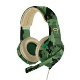 Slušalice TRUST GXT 310C RADIUS, Jungle Camo