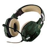 Slušalice TRUST GXT 322C CARUS, Jungle camo
