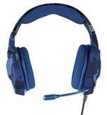 Slušalice TRUST GXT 322B Carus, za PS4 Blue Camo