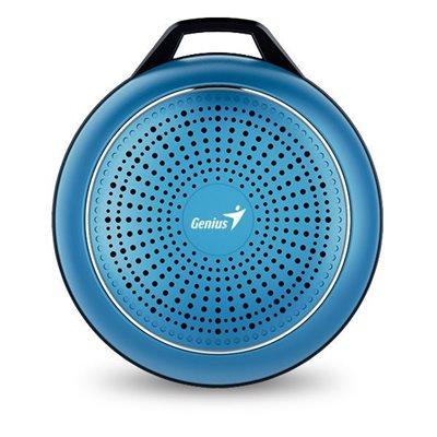 Zvučnik GENIUS SP-906BT, bluetooth, mikrofon, plavi