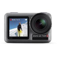 Sportska digitalna kamera DJI Osmo Action, 4K60, 12 Mpixela + HDR, Touchscreen, Voice Control, WiFi, BT + Baterija