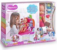 Igračka FAMOSA 700013791, Nenuco beba s torbom za putovanje