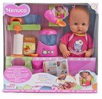 Igračka FAMOSA 700014057, Nenuco beba s mikserom i hranom