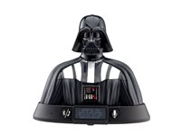 Zvučnik EKIDS Star Wars Darth Vader, Handsfree, bluetooth, crni