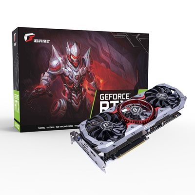 Grafička kartica PCI-E COLORFUL iGAME GeForce RTX 2080 SUPER Advanced OC-V, 8GB GDDR6