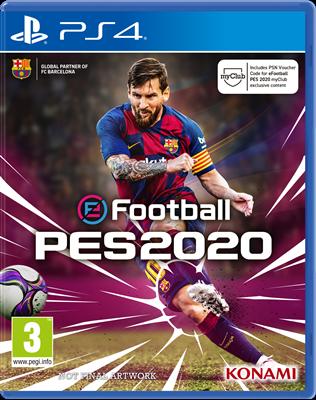 Igra za SONY PlayStation 4, PES 2020 - Preorder