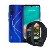 "Smartphone XIAOMI Mi A3, 6"", 4GB, 128GB, Android One, plavi + Mi Band 4"