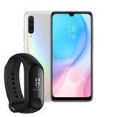 "Smartphone XIAOMI Mi A3, 6"", 4GB, 64GB, Android One, plavi + Mi Band 3"