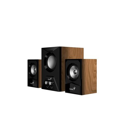 Zvučnici GENIUS SW-2.1 385, drveni