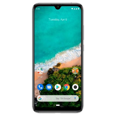 "Smartphone XIAOMI Mi A3, 6"", 4GB, 128GB, Android One, bijeli"