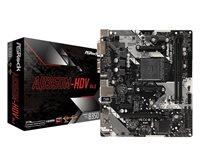 Matična ploča ASROCK AB350M-HDV R4.0, AMD B350, DDR4, mATX, s. AM4