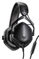Audio slušalice V-MODA Crossfade LP2 Vocal Matte Black zatvorene DJ slušalice