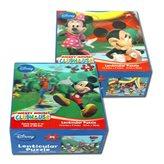 Slagalica CARDINAL, Disney, Mickey Mouse, lentikularne, 24 komada, sorto