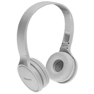 Slušalice PANASONIC RP-HF410BE-W, bluetooth, bijele