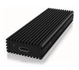 Eksterno kućište ICY-BOX IB-1816M-C31, M.2 SSD - USB Type-C (Ž)