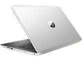 "Prijenosno računalo HP 17 7PY52EA / Core i3 8130U, DVDRW, 8GB, 256GB SSD, HD Graphics, 17.3"" LED HD, FreeDOS0, srebrno"