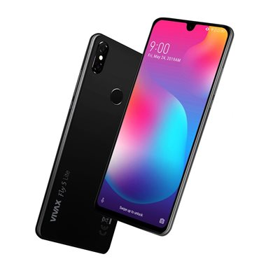 """Smartphone VIVAX Smart Fly 5, 6.27"""", 4GB, 64GB, Android 9, crni"""