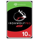 "Tvrdi disk 10000.0 GB SEAGATE IronWolf Pro, ST10000NE0008,  SATA 6 Gb/s, 256MB cache, 7200okr./min, 3.5"""