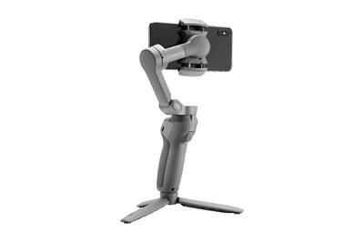 Gimbal stabilizator DJI Osmo Mobile 3 Combo, stabilizator za snimanje smartphoneom, sivi