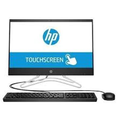 """Računalo AiO HP 22-c0007ny 5EM15EA / Core i3 8130U, 4GB, 1000GB, HD Graphics, 21.5"""" FHD Touch, tipkovnica, miš, FreeDOS, crno"""