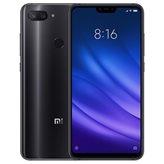 """Smartphone XIAOMI Mi 8 Lite, 6.26"""", 6GB, 128GB, Android 8.1, crni"""