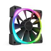 Ventilator NZXT Aer RGB 2 HF-28120-B1, PWM, LED, 1500 okr/min