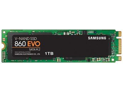 SSD 1000.0 GB SAMSUNG 860 EVO MZ-N6E1T0BW, M.2, 550/520 MB/s