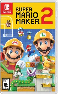 Igra za NINTENDO Switch, Super Mario Maker 2